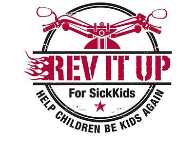Rev It Up For SickKids