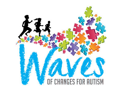 Waves of Changes for Autism